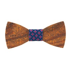 Classic Wood Bow Tie (200121369)