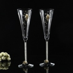 Classic Toasting Flutes (Set Of 2)