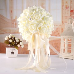 Charming Foam Bridal Bouquets/Bridesmaid Bouquets -
