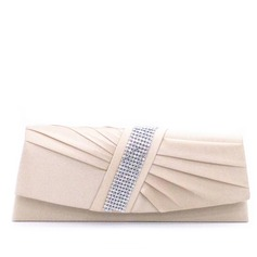 Refined Satin Clutches/Satchel