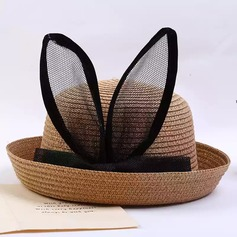 Child's Lovely Rattan Straw Straw Hat