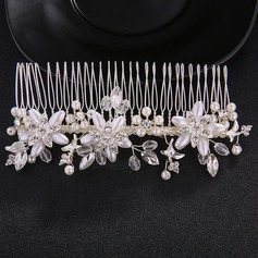 Stylish Imitation Pearls Combs & Barrettes