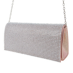 Elegant/Gorgeous/Shining Polyester Clutches/Wristlets/Evening Bags (012224992)