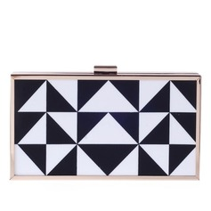 Fashional Acrylic Clutches/Satchel