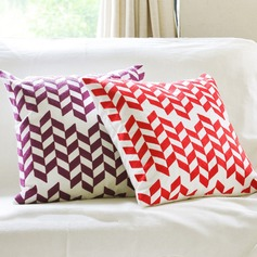 Casual Linen Pillowcases (Sold in a single piece)