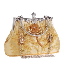 Elegant Embroidery Clutches