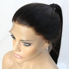 360 Frontal 4A Straight Human Hair Closure (Sold in a single piece)