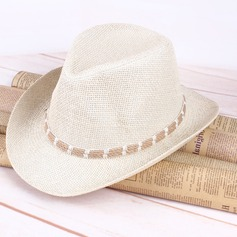 Men's Glamourous Salty Straw Cowboy Hat/Kentucky Derby Hats
