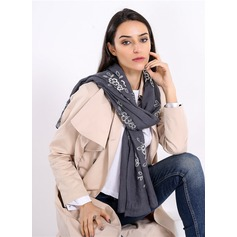 Floral Light Weight/Oversized Cotton Scarf