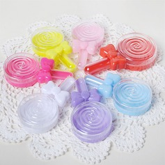 Lovely/Simple/Round Plastic Favor Boxes