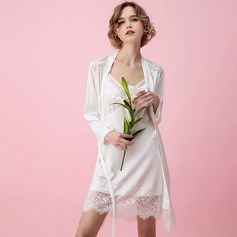 Viscose Fiber Fascinating Feminine Pajama Sets