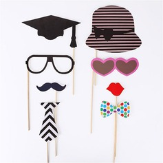 Paper Photo Booth Props