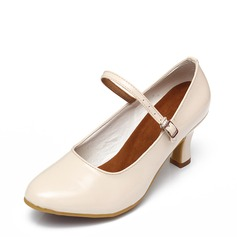 Women's Patent Leather Character Shoes Dance Shoes