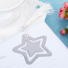 """A Star Is Born"" Stainless Steel Bookmarks With Tassel"