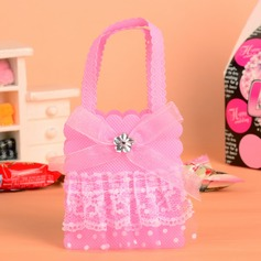 Lovely Handbag shaped Favor Bags With Bow/Laces