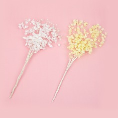 Elegant Fabric Artificial Flowers