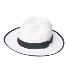 Unisex Hottest Salty Straw Straw Hats/Panama Hats/Kentucky Derby Hats