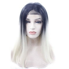 Straight Human Hair Wigs Lace Front Wigs (219135660)