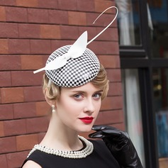 Ladies' Glamourous Polyester Fascinators