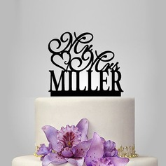 Personalized Acrylic Cake Topper (119119767)
