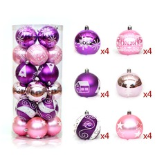 Creative Gifts Creative Fashion PVC (Set of 24) Round Gifts