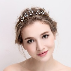 Ladies Glamourous Crystal/Alloy Tiaras