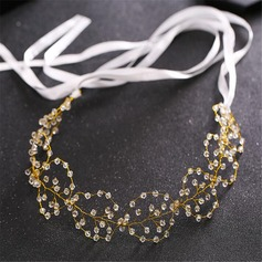 Classic Crystal/Rhinestone Headbands (Sold in single piece)