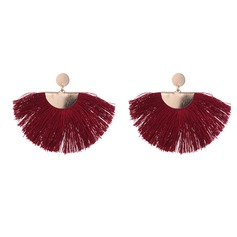 Classic Alloy Women's Fashion Earrings