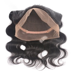 4A Non remy Body Human Hair Closure (Sold in a single piece) 130g
