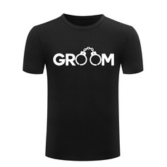 Groom Gifts - Modern Fashion Cotton T-Shirt (Sold in a single piece)