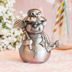 Lovely Animal Shaped Tin Alloy Piggy Bank