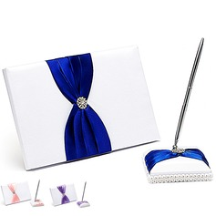 Splendore Strass/Arco Guestbook & Set di penne