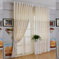 punch fixing, Curtains For Bedroom Beautiful Window With Regard To Bedrooms Ideas Elegant Simple And Shoise (Contain Tulle) (Sold in a single piece)