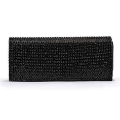 Charming Patent Leather Clutches