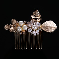 Ladies Special Alloy/Imitation Pearls Combs & Barrettes