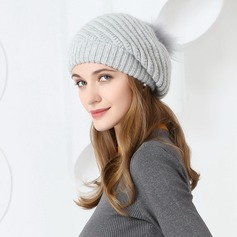 Cony Hair Bowler/Cloche Hat