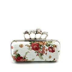 Charming Cotton/Acrylic Clutches
