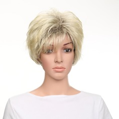 Straight Bob Synthetic Wigs (Sold in a single piece)