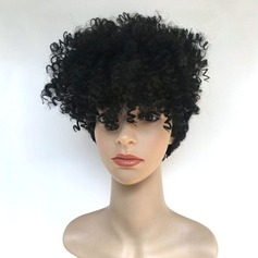 Curly Synthetic Hair Capless Wigs 250g