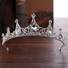 Beautiful Alloy Tiaras With Rhinestone