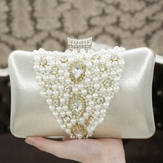 Gorgeous PU Clutches/Satchel