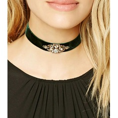 Fashional Alloy Satin Women's Fashion Necklace (Sold in a single piece)