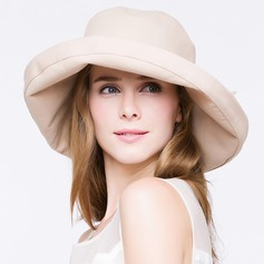 Ladies' Elegant/Simple/Pretty/Vintage Cotton Floppy Hat