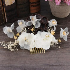 Ladies Charming Crystal Combs & Barrettes