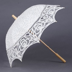 Elegant Cotton Umbrellas