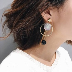 Alloy Shell Women's Fashion Earrings