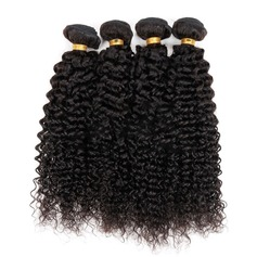 3A Non remy Curly Human Hair Human Hair Weave (Sold in a single piece) 100g