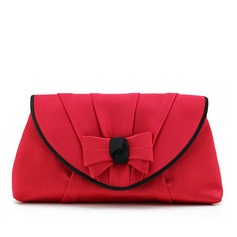 Classical Satin Clutches