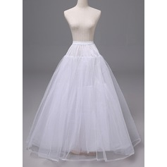 Women Polyester 3 Tiers Petticoats (037120401)