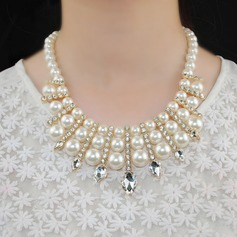 Nice Rhinestones/Acrylic Ladies' Necklaces
